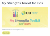 My Strengths Toolkit for Kids